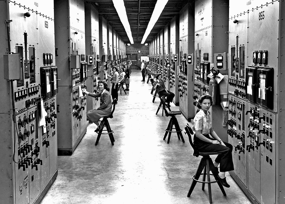 Girls of atomic city untold story of the women who helped win world