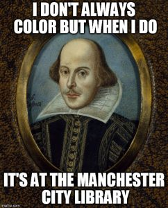 Shakespeare colorista