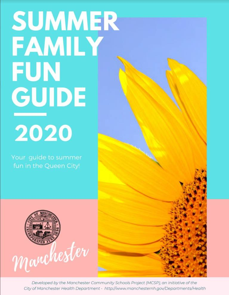 Summer Family Fun Guide 2020
